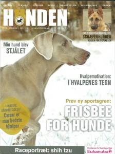 HUNDEN, 123. Årgang - Nr. 1/2 - Jan/feb. 2013