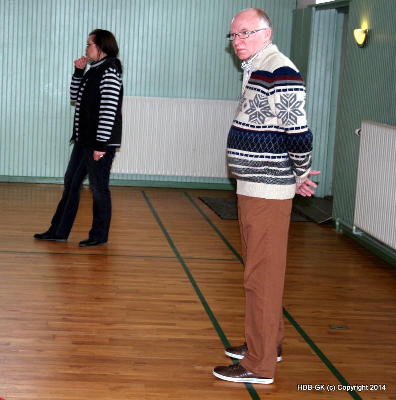 Annegrete og Frank Maldal, havde indbudt til ringtræningsdag i Shih Tzu gruppen.