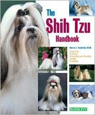 The Shih Tzu handbook af Sharon L Vanderlip