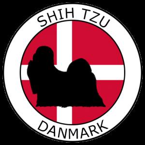 Shih Tzu Danmark logo